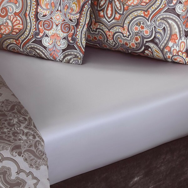 Marrakech 300 Thread Count 100% Cotton Fitted Sheet by Togas